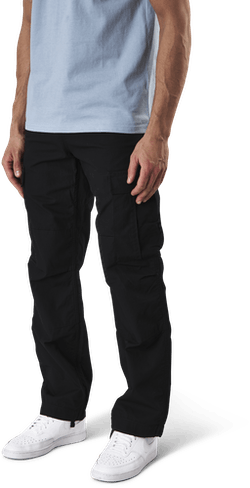 Regular Cargo Pant Black