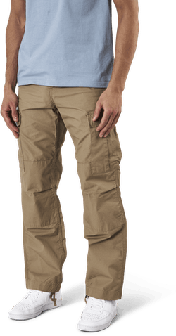 Regular Cargo Pant Leather