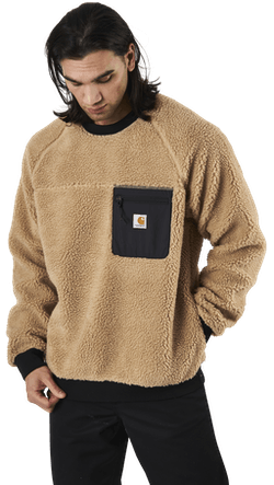 Prentis Sweatshirt Dusty H Brown