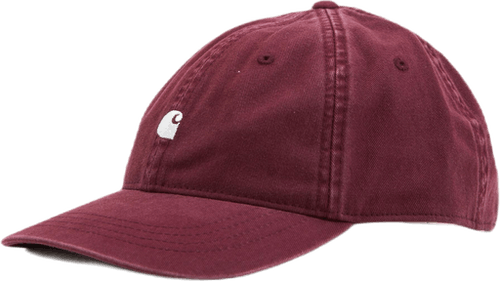 Madison Logo Cap Shiraz / Wax /---