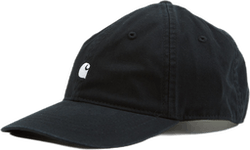 Madison Logo Cap Black / White /---