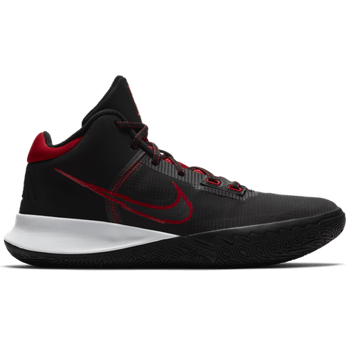 Kyrie Flytrap Iv Black/university Red-white