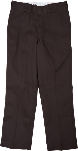 Original Fit Straight Leg Work Dark Brown