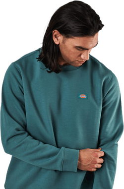 Oakport Sweatshirt Lincoln Green