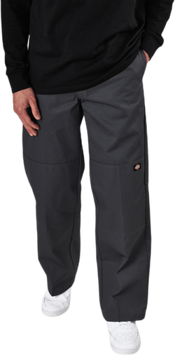 Double Knee Work Pant Charcoal Grey
