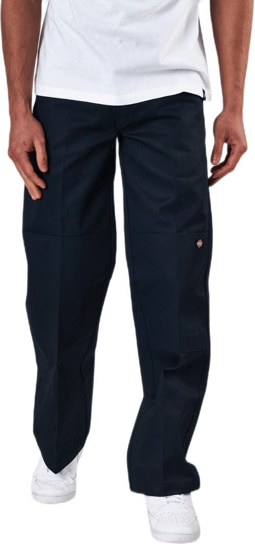 Double Knee Work Pant Dark Navy