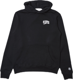 Small Arch Logo Popover Hood Black
