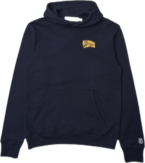Small Arch Logo Popover Hood Navy
