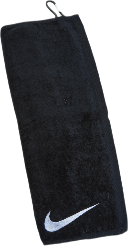Performance Golf Towel Black