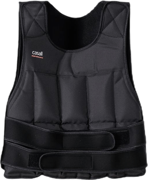 PRF Weight vest 10kg small Black
