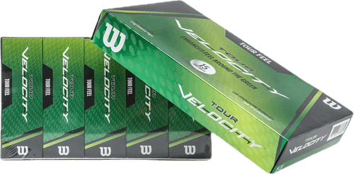 Tour Velocity Feel 15-Ball White