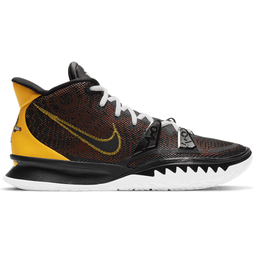 Kyrie 7 - Rayguns Black/university Gold-team Ora