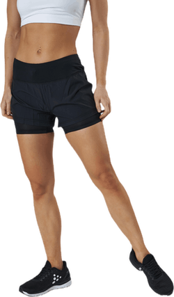 ADV Essence 2-In-1 Shorts Black