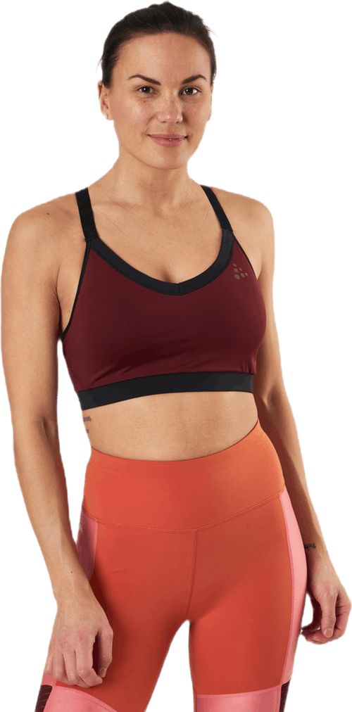 Motion Bra Red