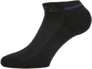 Core Dry Shatfless Sock 3-Pack Black