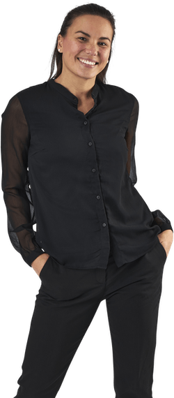 Blume Ls Shirt Black