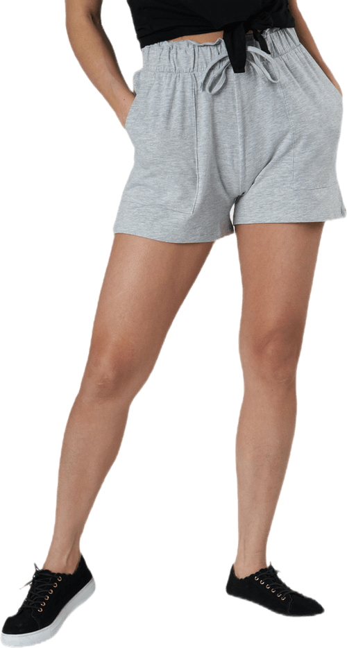 Neora Hw Frill Shorts Grey