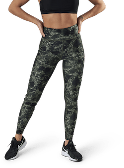 Control Tights 2.0 Green