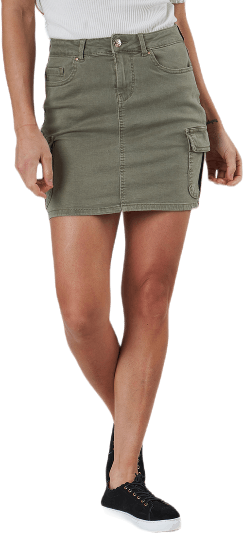 Missouri Life Rg Cargo Skirt Green