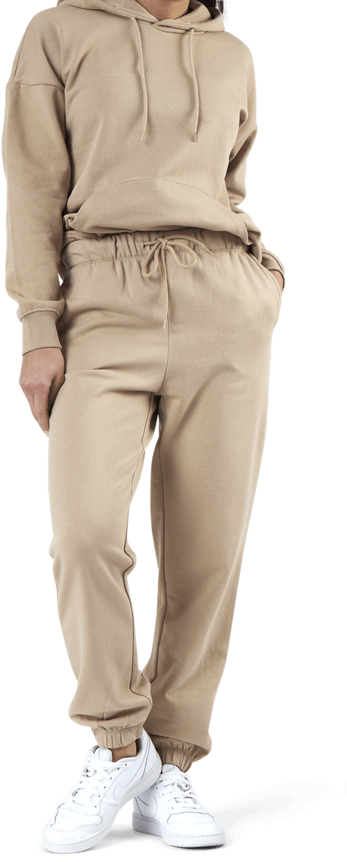 Feel Life Pant Swt Beige
