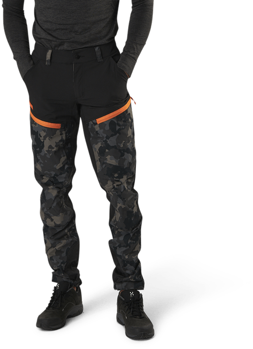 Expedition Pro Pant Patterned/Grey