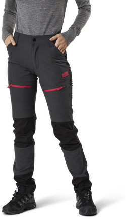 Crossing Outdoor Pants Black