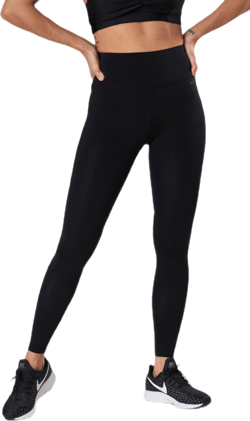 Bloom Hi Rise Compression Tights Black