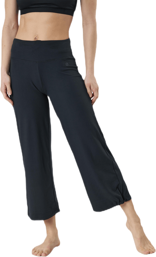 Rapture Cropped Pant Black