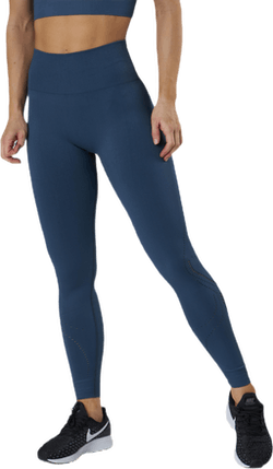 Abstrict Seamless Leggings Blue