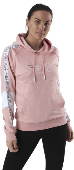 Jacinda Taped Hoody Pink