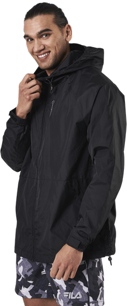 Enan Wind Jacket Black