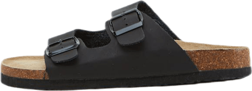 Akela Slippers Black