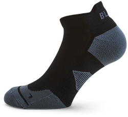 2-pack Running Socks White/Black/Grey