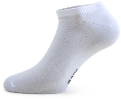 5-pack Low Cut Socks White
