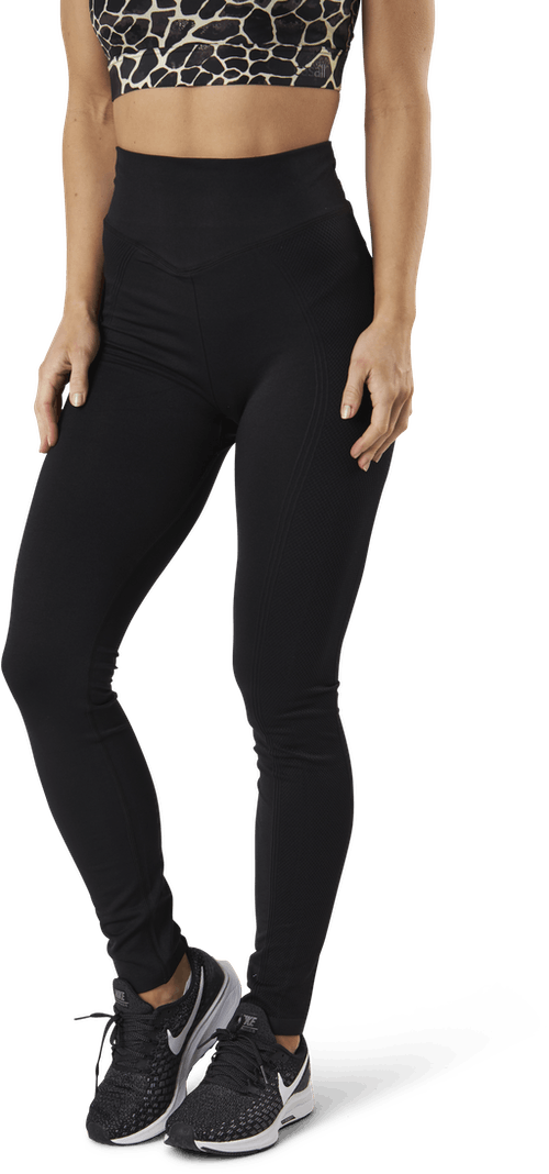 Lunni Yoga Legging Lounge Black