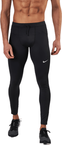Essential Running Tights Black