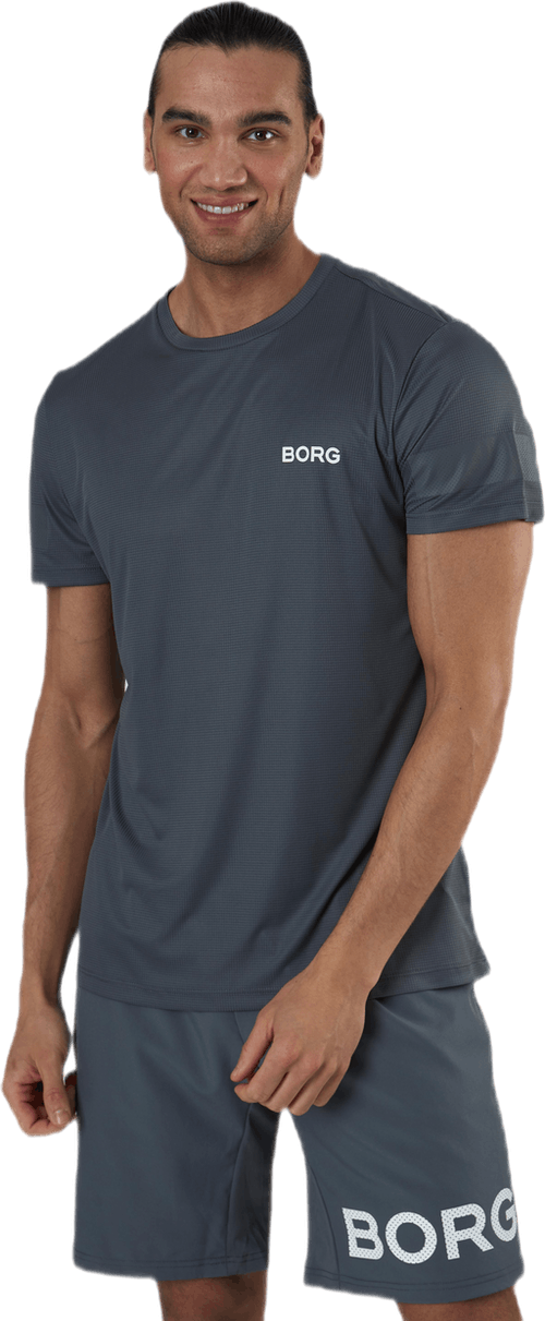 Borg Training Tee Grey