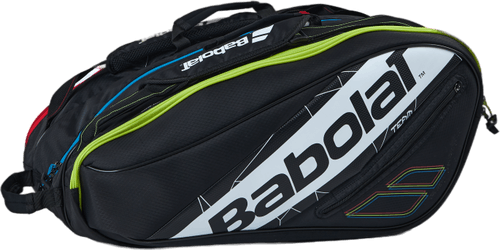 Racket Holder Team Padel White/Black