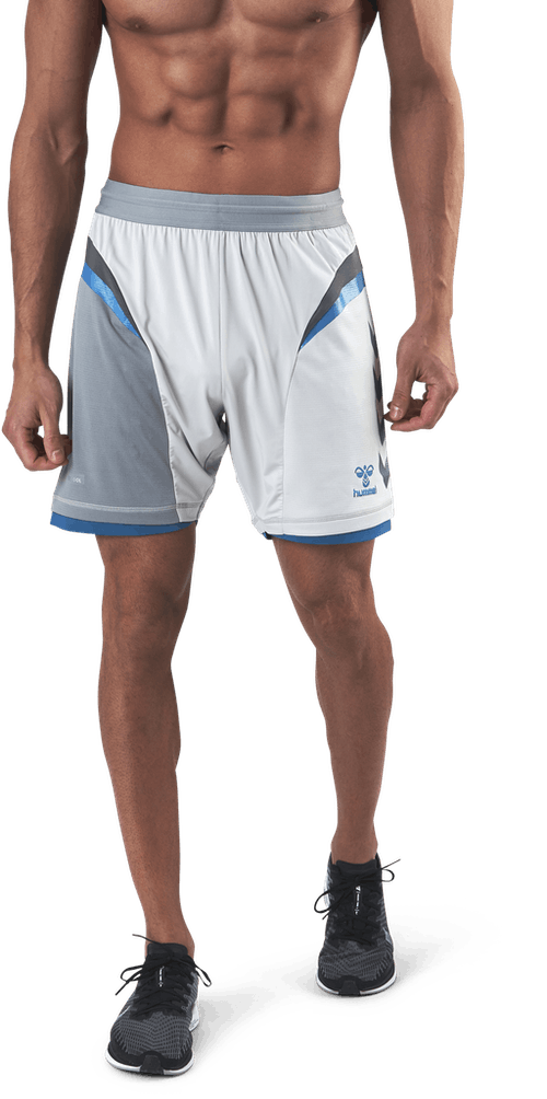 Invicta Game Shorts Grey