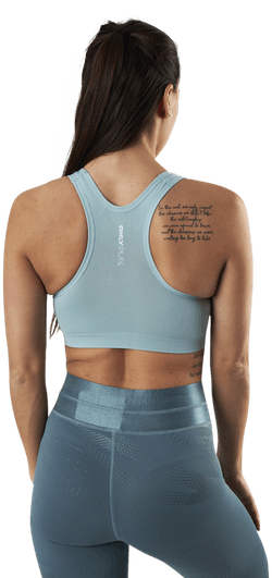 Martine Seamless Sports Bra Grey