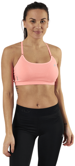 Lea Seamless  Bra Orange
