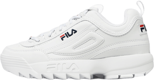 Wmn Disruptor Low White