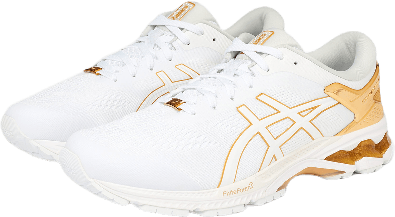 Gel-kayano 26 Platinum White