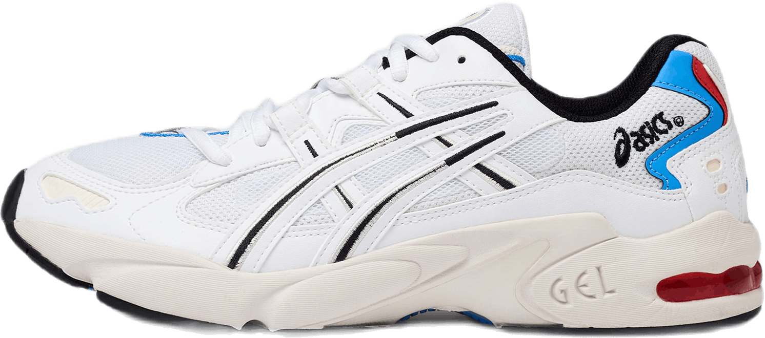 Gel-kayano 5 Og White