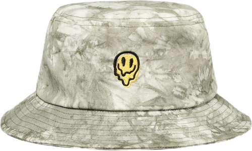 Melter Bucket Hat White