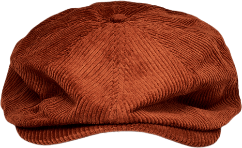 Brood Snap Cap Brown