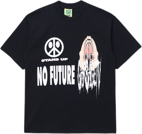Who´s Future S/s Tee Black