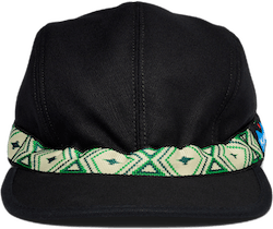 Strapcap Black