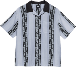 Deco Striped Shirt Blue