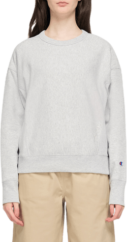 Crewneck Sweatshirt Gray